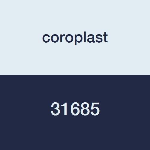 "Coroplast Polypropylene Sheet, 18"" Length x 24"" Width x 5/32"" Thick, Green (Pack of 1)"