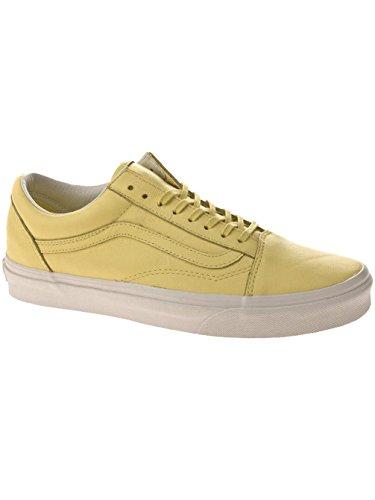 Vans Old Skool Women US 9 Yellow Sneakers