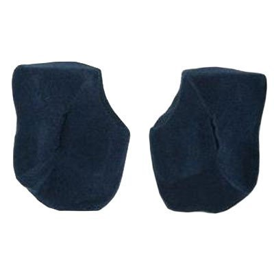 Arai Replacement Cheek Pads (Arai Helmets Cheek Pad Set for XD4 Helmet - 12mm 4473)
