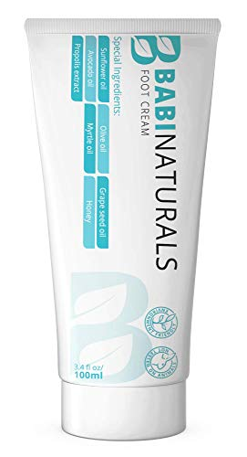 Antifungal Foot Cream for Dry Cracked Feet - Callus Remover Moisturizing, Healthy Foot Repair Cream Balm for Athlete