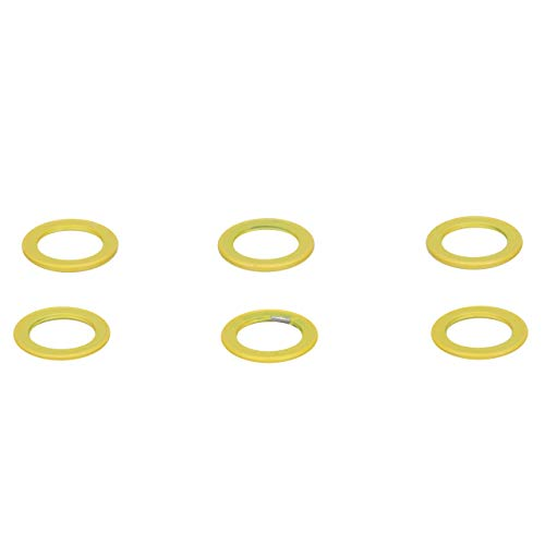 (Quicksilver Gearcase Gear Lube Drain Screw Washer 830749 - Rubber Coated - Fits Mercury and Mariner Outboards and MerCruiser Stern Drives)