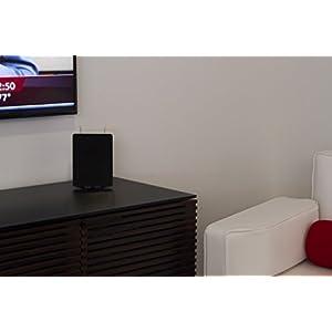 GE 33688 Pro Flat Panel HD Antenna - Indoor VHF / UHF HDTV Antenna - 30 Mile Range
