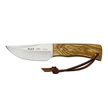 Electropolis Cuchillo de Caza Muela Orix ORIX-8.OL, cachas ...
