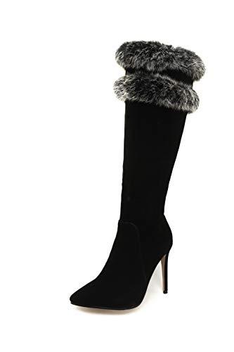 Sandales Noir Balamasa Femme Compensées Abl11776 CppqwF