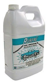RUSFRE Automotive Spray-On Rubberized Undercoating Material