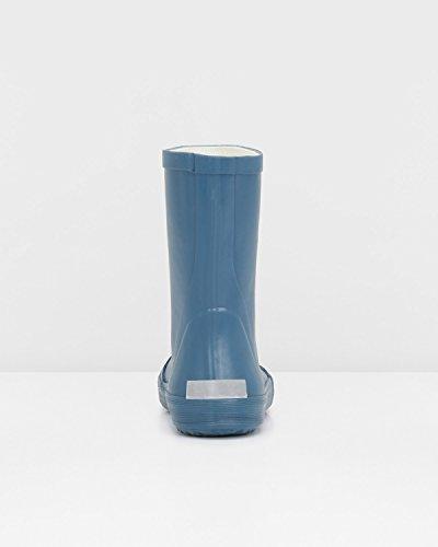 CELAVI Kinder Unisex Wasserdichte Gummistiefel, 100% Naturkautschuk Regenstiefel, Größe: 29, Farbe: Blau (Iceblue), 1147