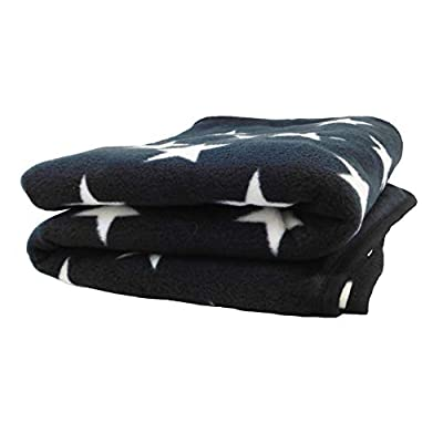 Infinity Republic - Thin Blue Line Soft Fleece Throw Blanket - 50x60