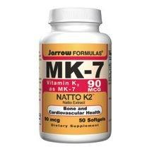Jarrow MK 7 (vitamin K2)