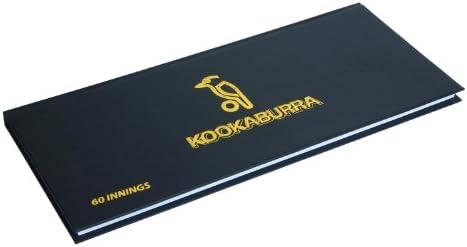 Kookaburra 100 Innings Cricket Club Score Book Scorers Record Hard Back
