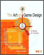 The Art of Game Design Publisher: Morgan Kaufmann 1st (first) edition Text Only