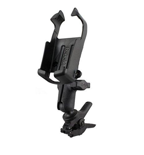 Small Tough-Clamp Bike Mount fits Gps Garmin eTrex Legend Summit Venture & Vista