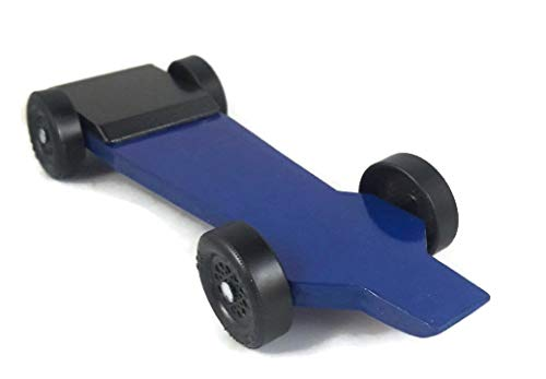 Ready to Race Pinewood Derby Car by - Wood Race Derby Pine