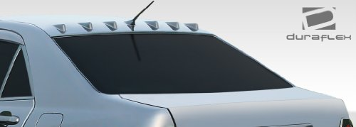 Duraflex Replacement for 2000-2005 Lexus IS Series IS300 4DR C-Speed Roof Wing Spoiler - 1 ()