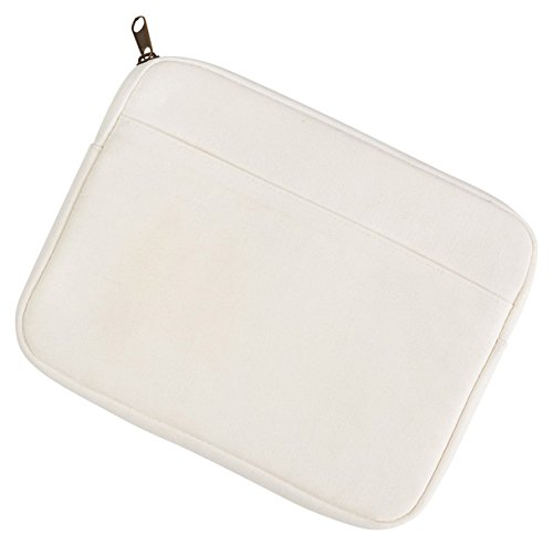 Accessories Big Bagedge (BAGedge Canvas Tablet Sleeve, NATURAL, One Size)