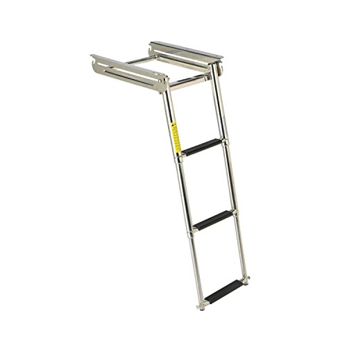Transom Platform - Garelick/Eez-In 19643:01 Under Platform Sliding Ladder