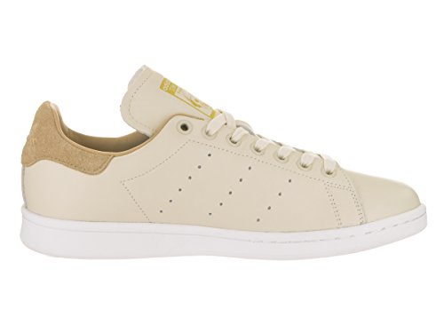 Synthétique Off Femmes Adidas White W Nude pale Smith Stan Baskets Iw6FO