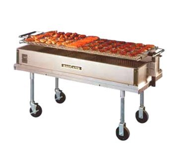 (Magikitch'n CGL-60 Magicater Transportable Charcoal Grill )
