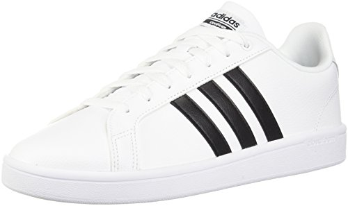adidas Cf White Black White Women's Advantage Sneaker HrCHawq