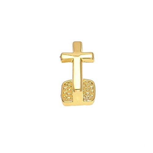 gold fang caps - 7