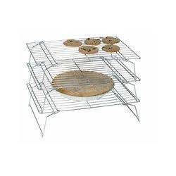Fox Run Stackable Cooling Rack Set