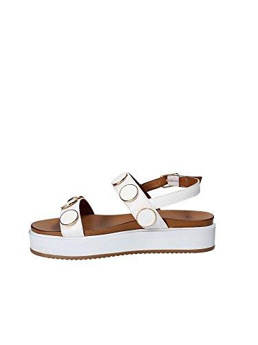 Buscando venta Inuovo Señoras Strappy Sandalias 8715 Blanco Liquidación en línea Amazon Salida de fábrica Obtenga Authentic Barato Online B5hysDm
