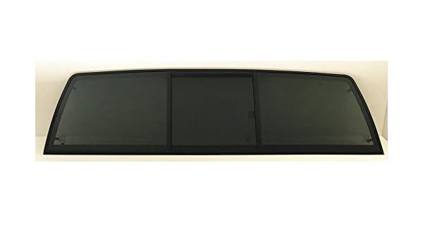 Fit 2009-2018 Dodge Ram Pickup Rear Window Back Glass Heated Stationary