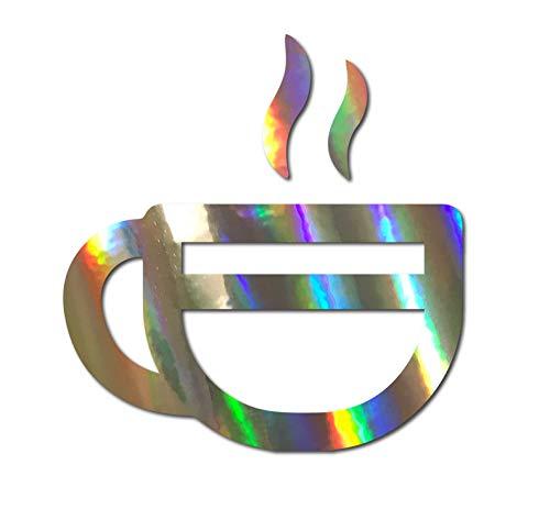 Darknalia Coffee Roaster Life - Window Decal Sticker [for Cars Trucks Vans Vanlife Drifter Traveler rv] 5