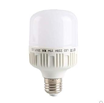 Bombilla de ahorro de energía de Downlights Led iluminación interior Tres fuente anti-iluminación E27