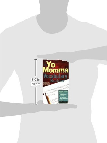 The Yo Momma Vocabulary Builder: Revised and Expanded Edition by Brand: Seven Footer Press