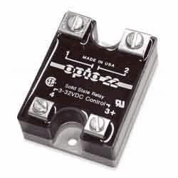 OPTO 22 380D45 DC Control SSR, 380 VAC, 45 A
