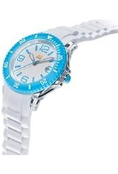 40Nine Unisex 40NINE03/SKYBLUE3 Medium White Watch