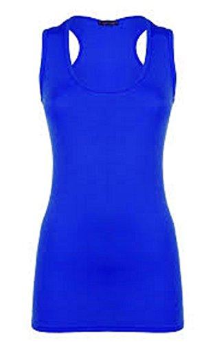 Top Nadadora Para Gimnasio Cohclate Sin Con Camiseta Mangas De Espalda nPcqOScY4w