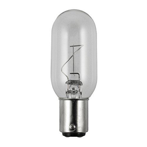 NLI-8796X - Voltage: 12V, Wattage: 30W, Amps: 2.50, Type: Marine Navigation Bulb, Base Type: Double Contact Bayonet,
