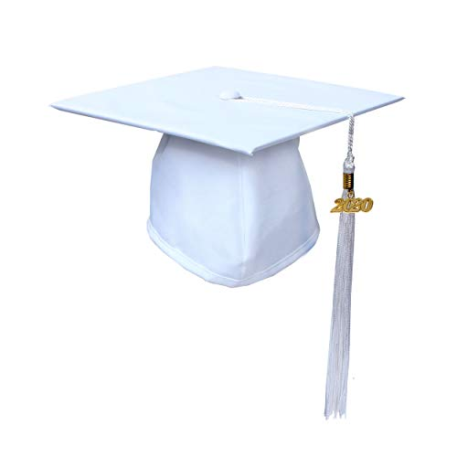 white graduation cap - 6