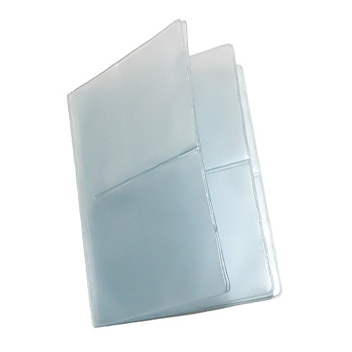 Buxton Vinyl Window Inserts for Hipster and Credit Card Wallets (Pack of 2)