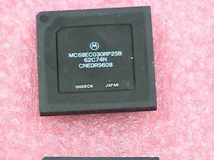 motorola 68030. motorola - 25mhz motorola 68030 processor mc68ec030rp25b