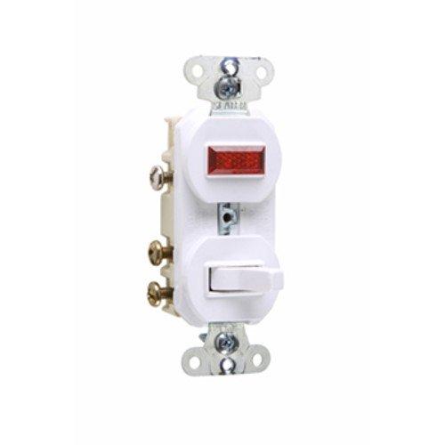 Pass & Seymour 695W 695-W 15A 120/125V 3 Way Switch&P/L