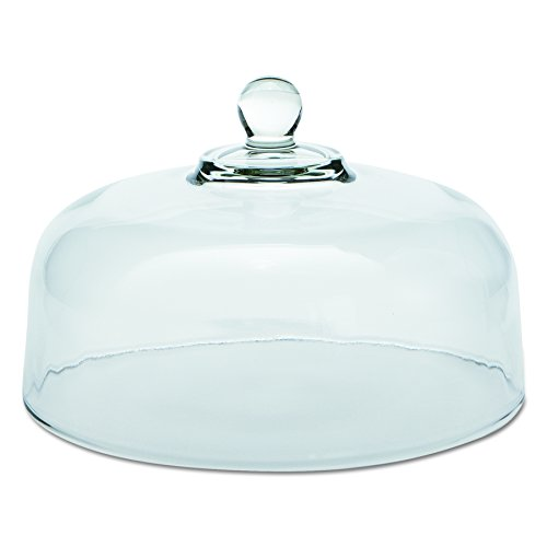 Anchor Hocking 340Q Glass 11-1/4'' Cake Dome (Case of 4) by Anchor Hocking