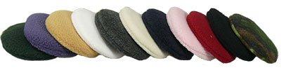 Fleece Earbags Fleece Standard