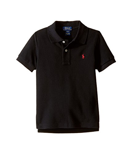 Polo Ralph Lauren Little Boys Polo Pique (3T, Polo Black (Red Pony)) ()