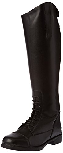 Riding black Damen Hkm Reitstiefel Boots Standard Women's Black F0UFHqIp