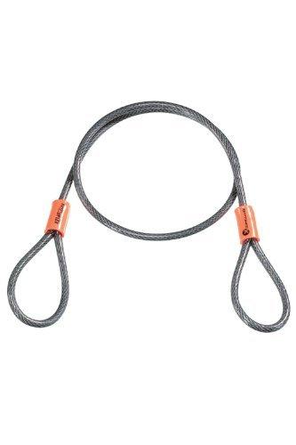 Kryptonite 525 Kryptoflex Looped Cable ()