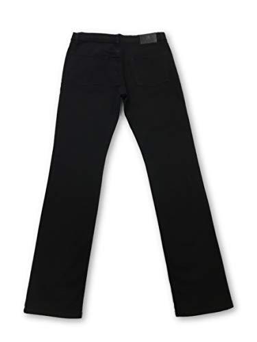 Black £160 Lagerfeld 00 Rrp W32l34 Jeans In qxf48
