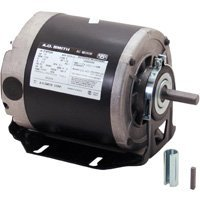 A.O. Smith GF2034 Century Resilient Base Split Phase Electric Motor, 115 Vac, 6.8 A, 1/3 Hp, 1725 Rpm (Electric Motor 3 Hp)