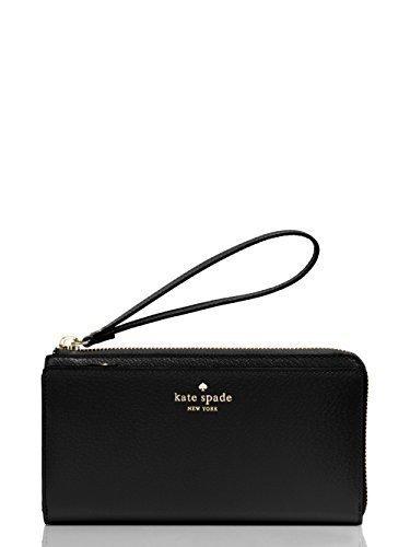 Kate Spade Grand Street Layton Black Wallet Wristlet WLRU2154