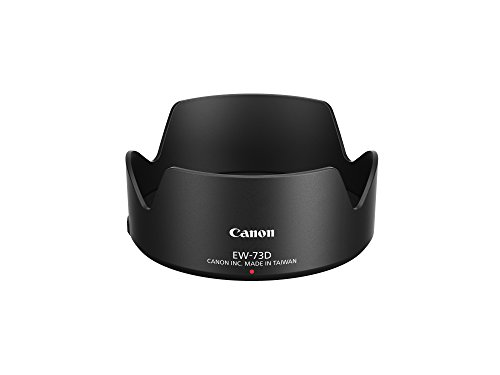 Canon Lens Hood EW-73D (Black) Video Camera Lens Hood