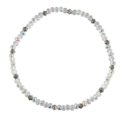 Stretch Bead Anklet -...