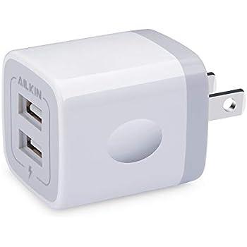 Amazon.com: Wall Charger, Charging Block Brick, FiveBox 2 ...