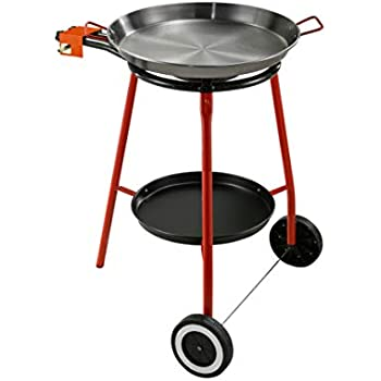 Paella Burner/Quemador w/ wheels