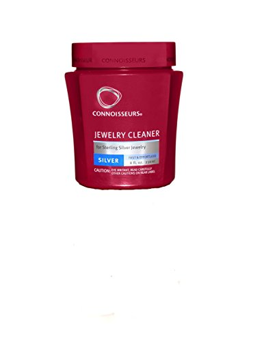 Silver Jewelry Cleaner (Silver) (Best Silver Cleaner Dip)